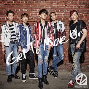 퀸즈네스트 - Get to move on [REC,MIX,MA] Mixed by 김대성