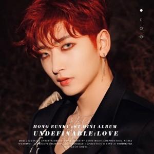 홍은기 - UNDEFINABLE:LOVE[REC,MIX,MA] Mixed by 최민성