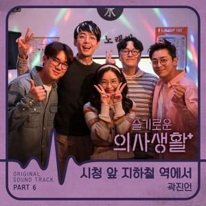 곽진언 - 시청 앞 지하철 역에서 (슬기로운 의사생활 OST) [REC,MIX,MA] Mixed by 김대성