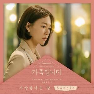 손디아 - 사랑한다는 말 [REC,MIX,MA] Mixed by 최민성